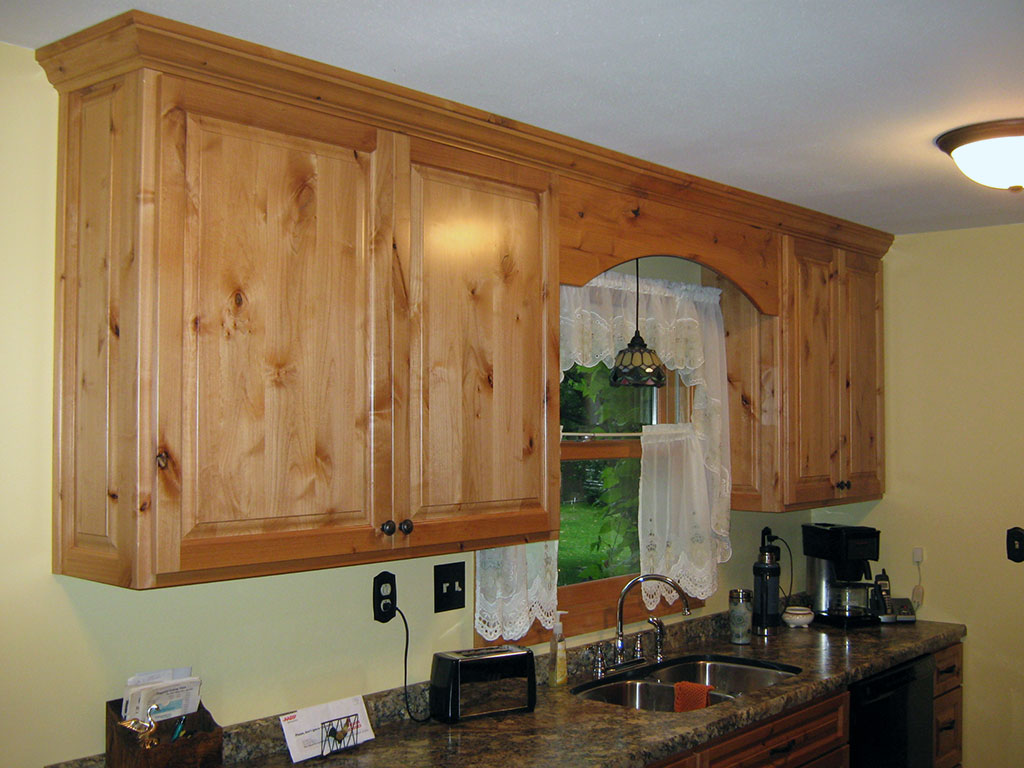 Custom Kitchen Cabinets Lake of the Woods