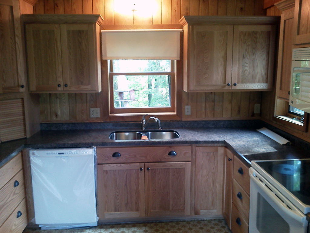 kitchen remodel quote & countertops