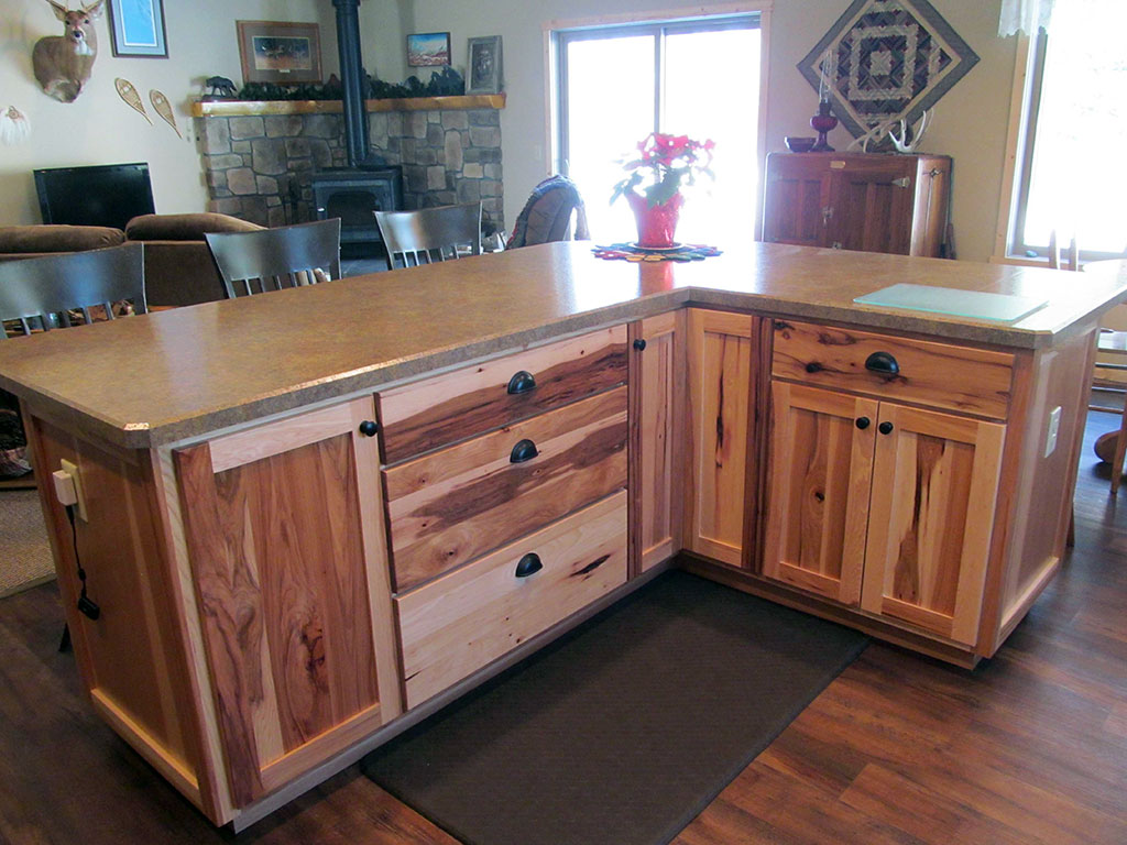 Custom Kitchen Cabinets & Counters Northern MN