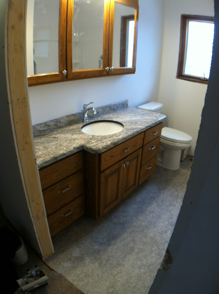 Custom Bathroom Vanities Wood Interiors Northern MN - Discount bathroom vanities mn