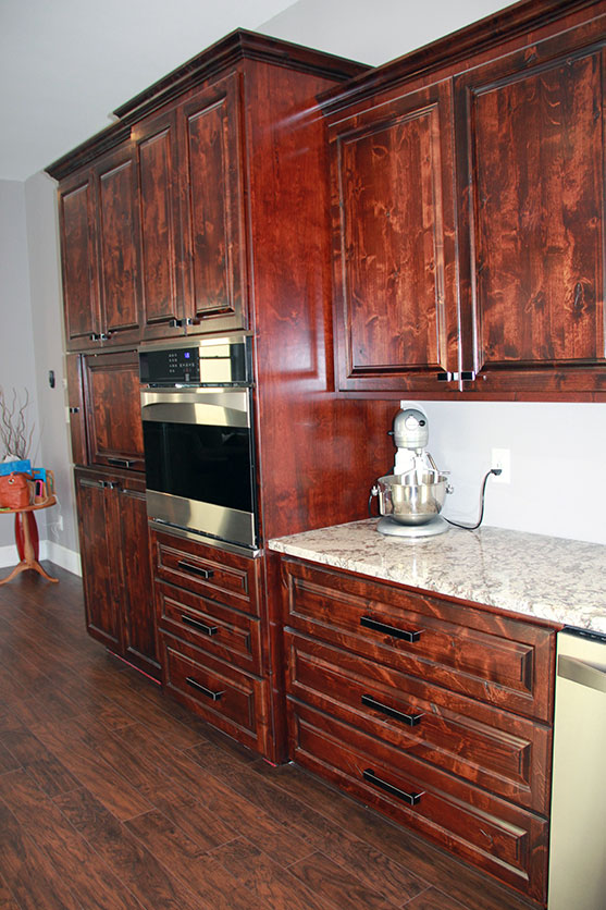Custom Kitchen Remodel Lake of the Woods