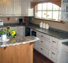 Class 2 kitchen cabinets